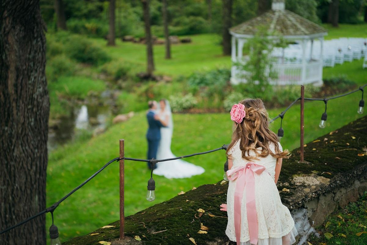 Bally Spring Inn Wedding Venue Grounds-Gazebo3