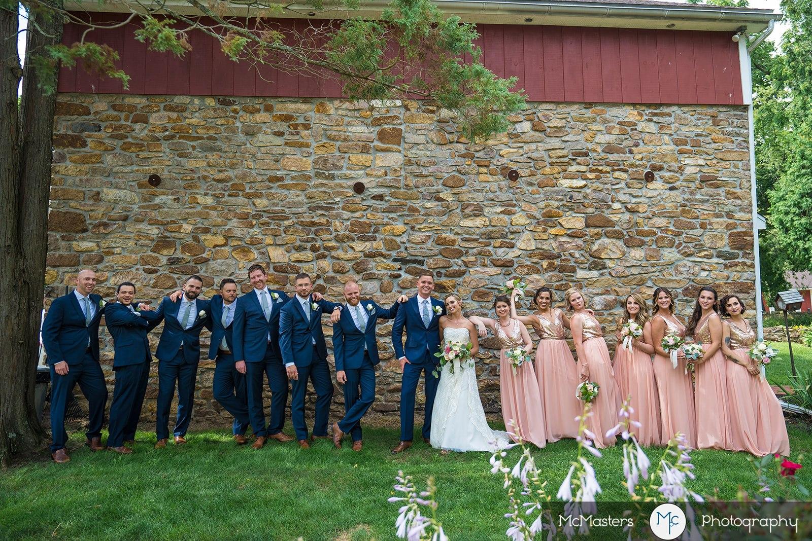 Mallory + Owen's Wedding